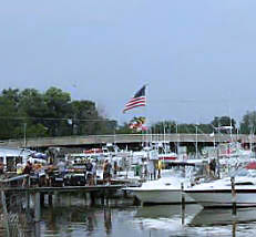 Visiting deale md a southern maryland town on the for Annapolis fishing charters