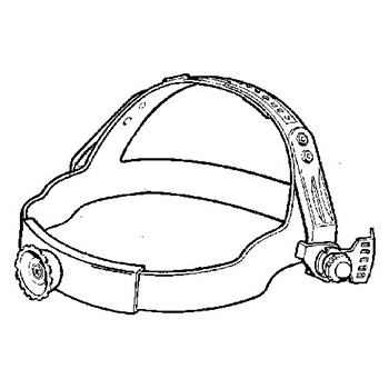 3M Speedglas 9002 Head Harness Without Air Duct