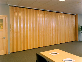 Accordion Doors  Minnesota  Bayer Built Woodworks