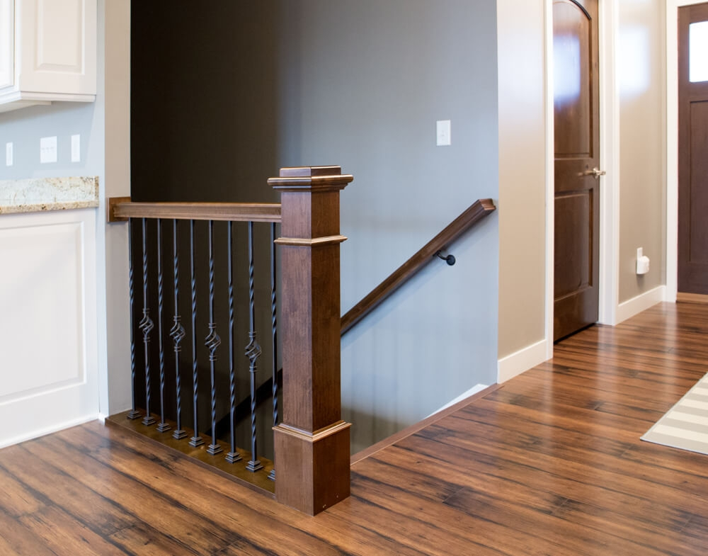 Dealer Locator Bayer Built Woodworks | Wrought Iron Stair Railings Interior Near Me | Porch Railing Ideas | Stair Treads | Balcony Railing | Stair Parts | Iron Staircase