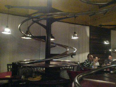 Vollautomatisches Restaurant s'Baggers in Nürnberg