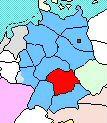 Das Frankenland in Europa