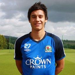 Toni Vastic played for Blackburn U18