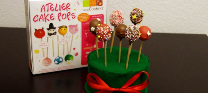 BayfairDrive testet: Cake Pops Set von Scrap Cooking