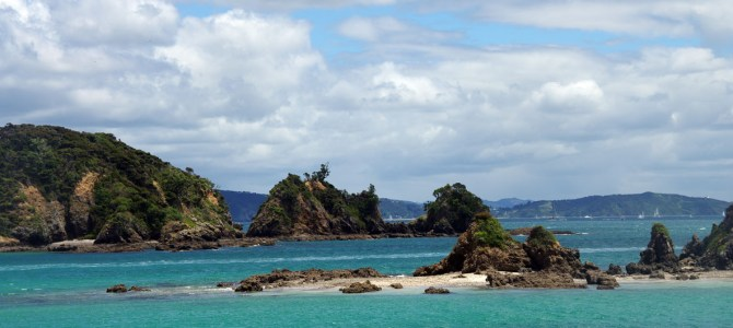 Neuseelands Nordinsel: Bay of Plenty und Bay of Islands