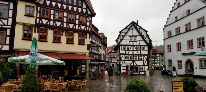 Deutschlands Schätze – Schmalkalden: Nougat, Fachwerk und eine Ofensau