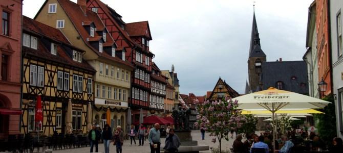 Deutschlands Schätze – Quedlinburg: noch mehr Fachwerk, gemütliche Gässchen und beschäftigte Nachtwächter