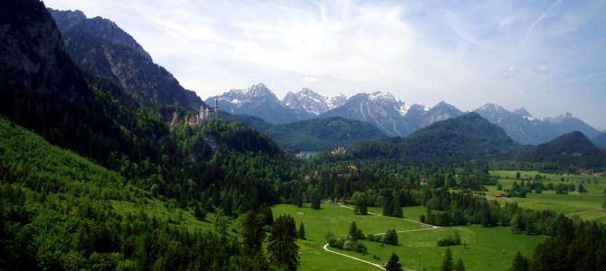Deutschlands Schätze – Füssen: Viel Romantik, tolle Seen, ein Baumkronenweg und eine beeindruckende Aussicht vom Tegelberg