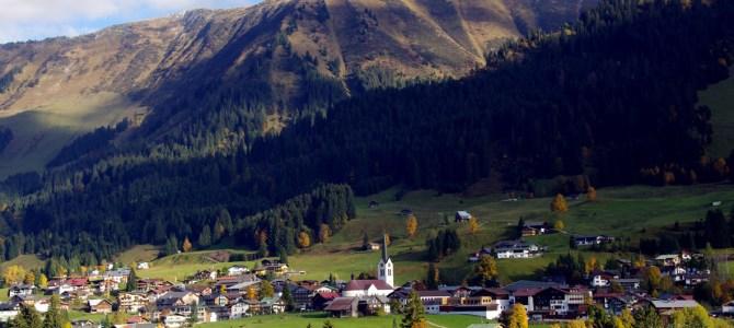 Hinter den 7 Bergen, bei den 7 Zwergen: Willkommen im Kleinwalsertal