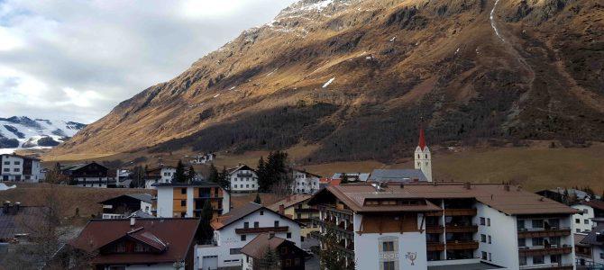 Schlafen und Essen im Paznaun: Alpinhotel Monte, Apart-Garni Romantica, Hotel Wirlerhof und die Walserstube