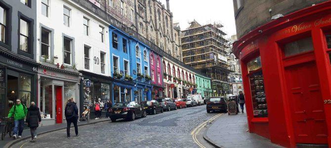 Birte bloggt: In und um Edinburgh