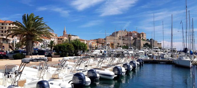 Noch mehr Bilder aus Calvi, Korsika