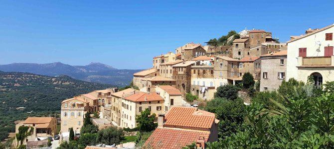 Versteckt, verwinkelt, verträumt: Korsikas Bergdörfer der Balagne