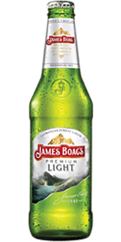 Boags Premium Light 375ml