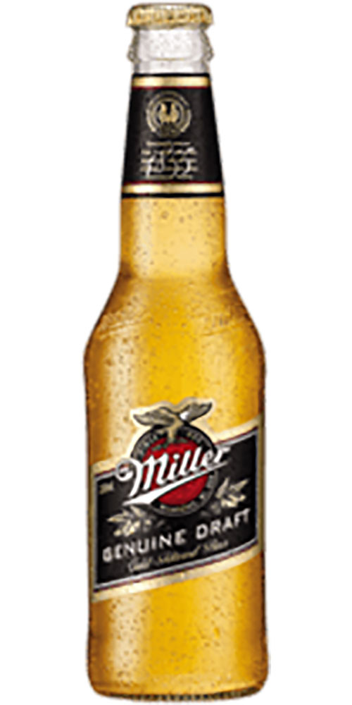 Miller Genuine Draft 355ml
