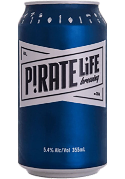 Pirate Life Brewing Pale Ale Can 355ml