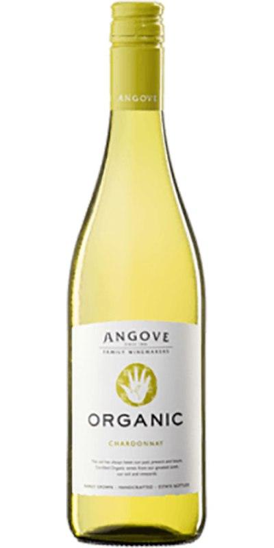 Angove Organic Chardonnay 750ml