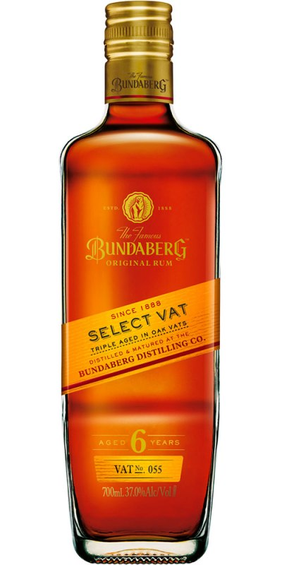Bundaberg Select Vat Rum 700ml