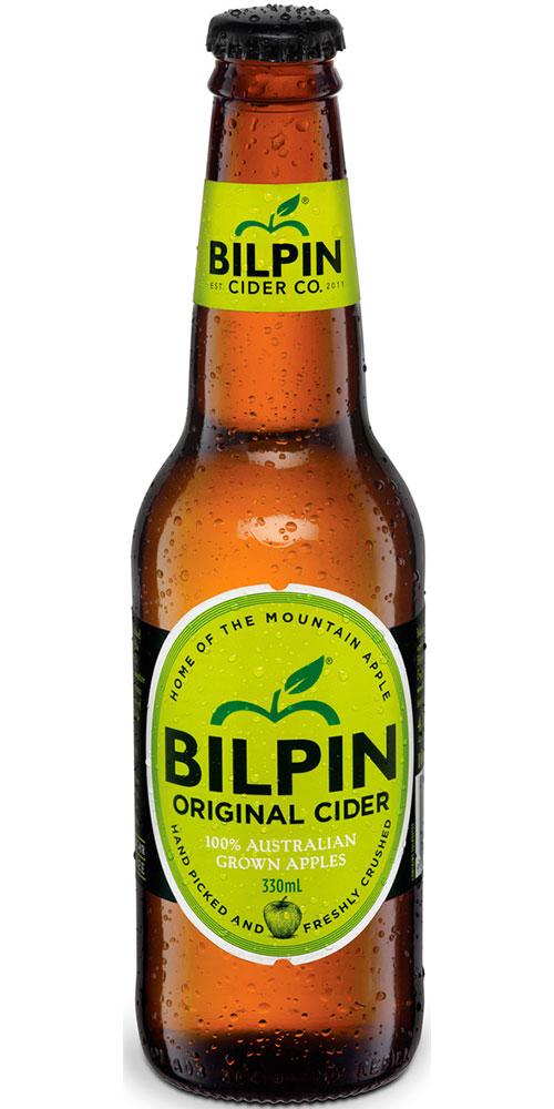 Bilpin Original Apple Cider 330ml Carton