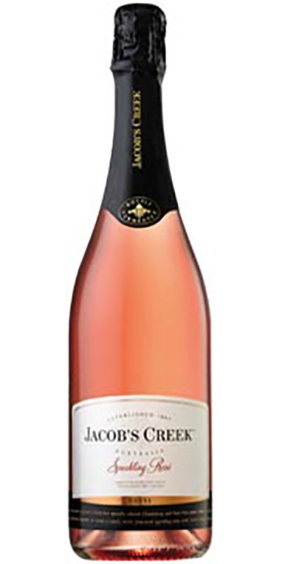 Jacob's Creek Sparkling Rose 750ml