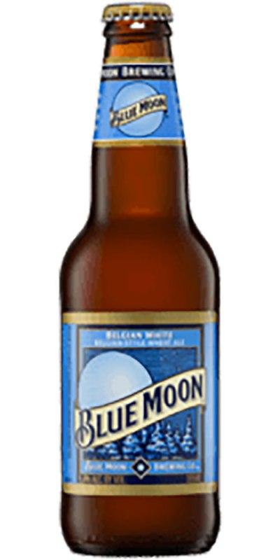 Blue Moon Bottle 355ml