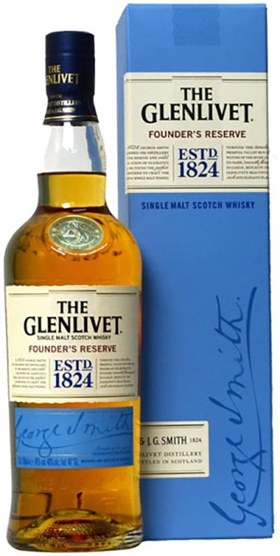 The Glenlivet Founders Reserve 700ml