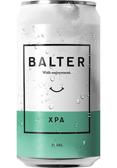 Balter Xpa (Extra Pale Ale) Can 375ml