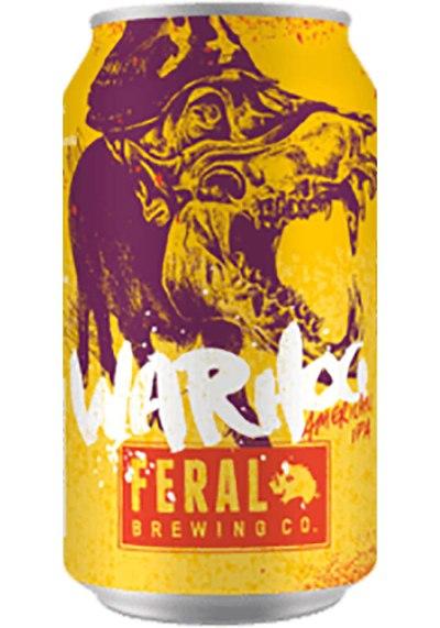 Feral War Hog Can 375ml