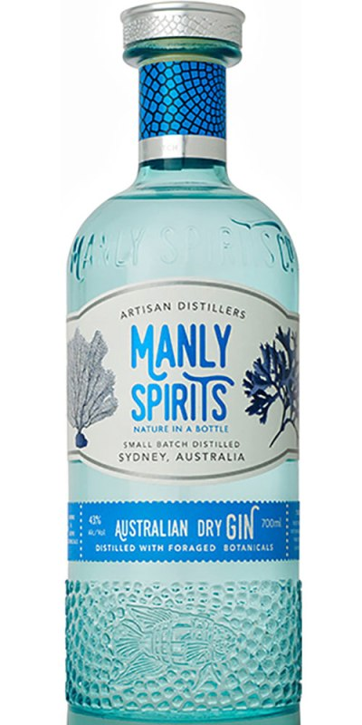 Manly Spirits Dry Gin