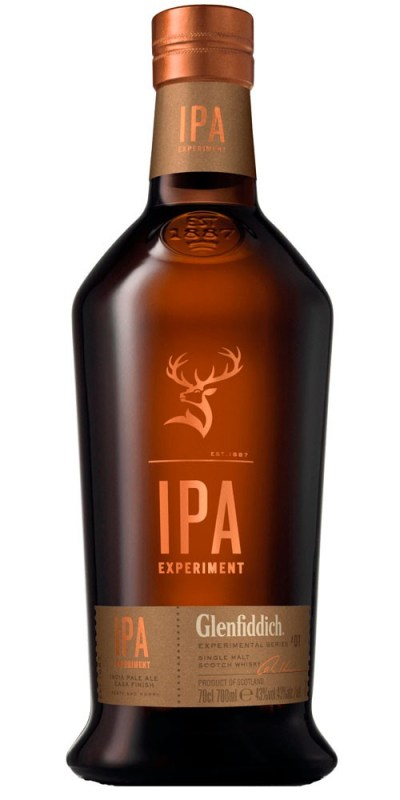 Glenfiddich IPA Experiment Scotch Whisky 700ml