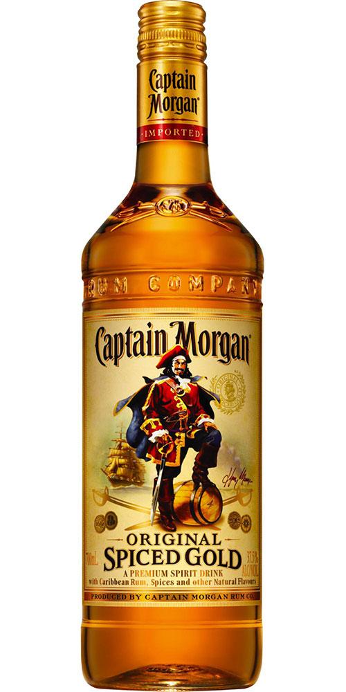 Captain Morgan Spiced Rum 700ml