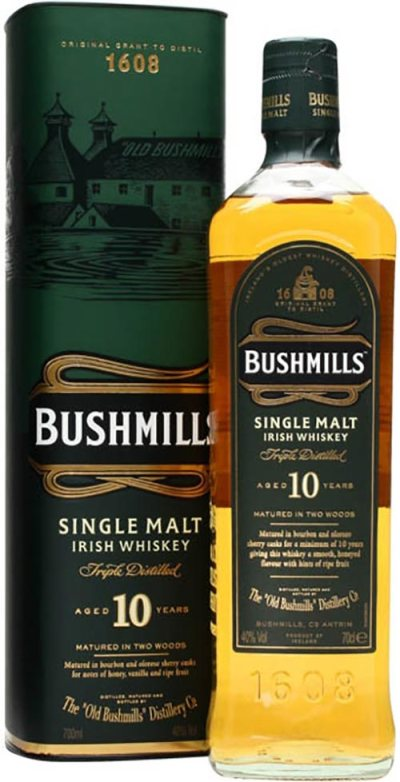 Bushmills Malt 10 Year Old 700ml