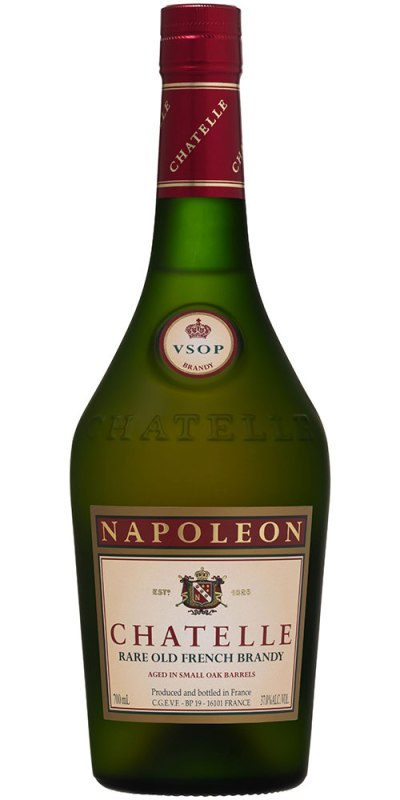 Chatelle Napoleon Brandy VSOP 700ml