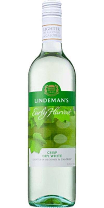 Lindemans Early Harvest Crisp Dry White 750ml