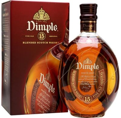 Dimple 15 Year Old Scotch 700ml