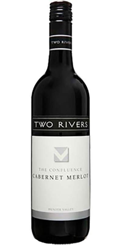 Two Rivers Cabernet Merlot 750ml