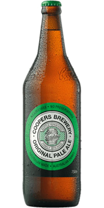 Coopers Pale Ale Bottle 750ml