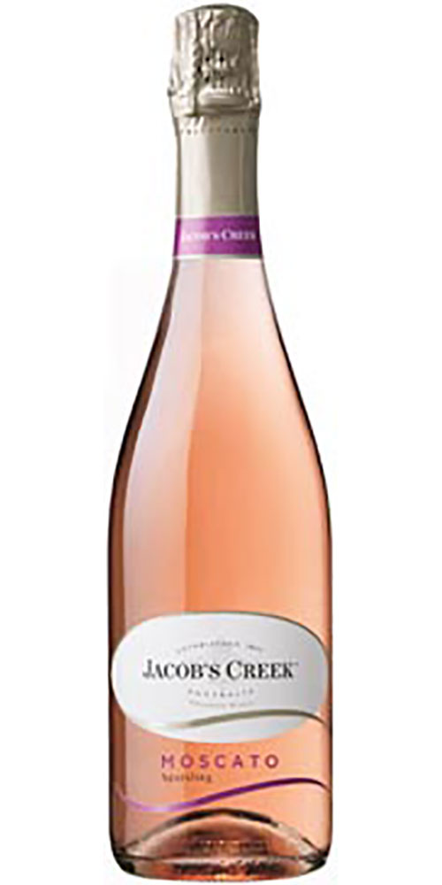 Jacob's Creek Sparkling Moscato Pink 750ml