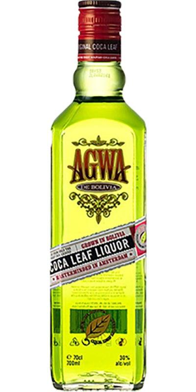 Agwa Cocoa Leaf Liqueur 700ml