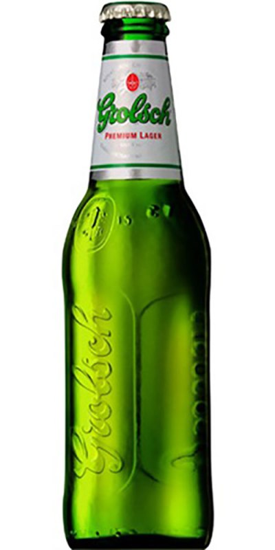 Grolsch Lager Bottle 330ml