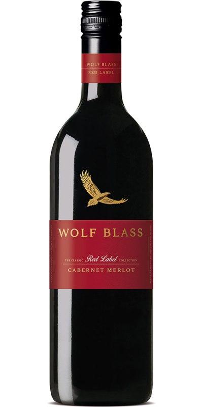 Wolf Blass Red Label Cabernet Merlot 750ml