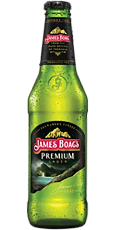 Boags Premium Lager 375ml (carton)