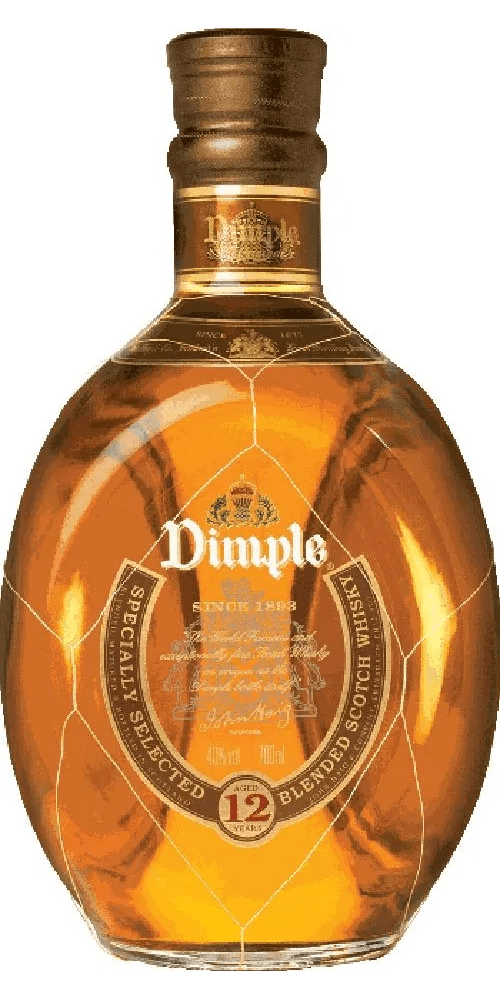 Dimple 12 Year Old Scotch