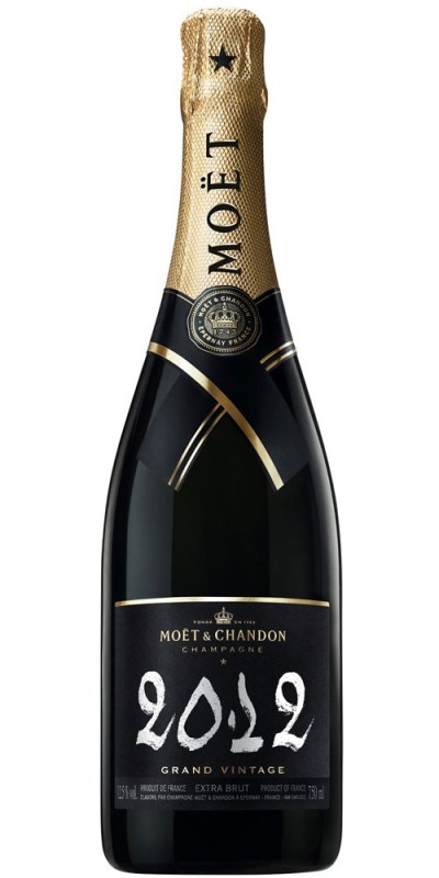 Moet & Chandon 2012 Grande Vintage 750ml