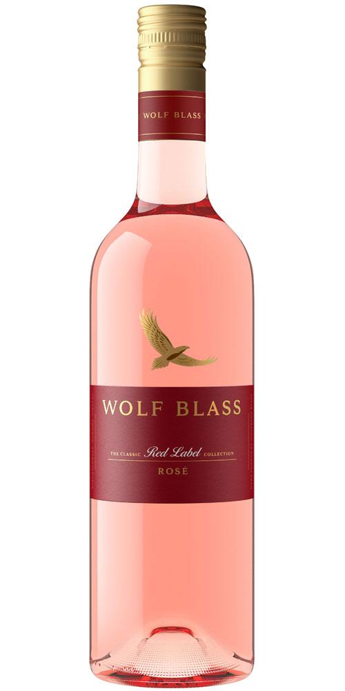 Wolf Blass Red Label Rosé 750ml