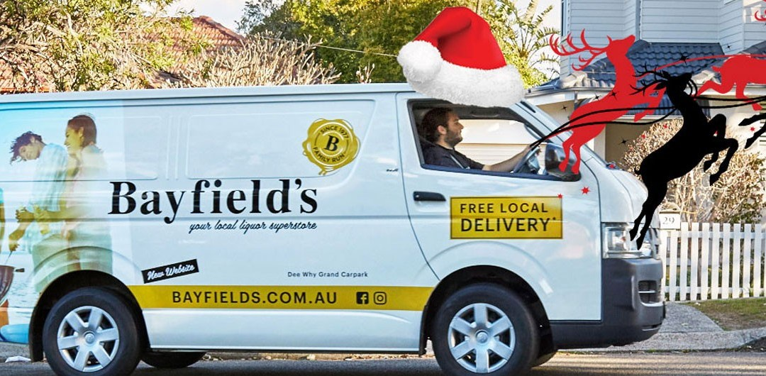 Bayfields Christmas Delivery