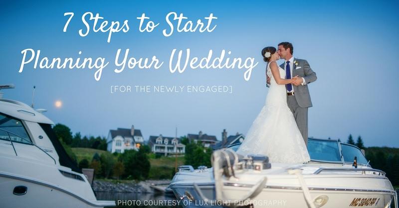 7 steps to start