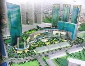 Einkauf- und Erlebnis Center  Central Park Jakarta