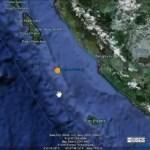 Erdbeben Stärke 6.5 vor Süd Sumatra