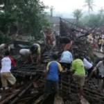 Erneute Sturzflut in Indonesien